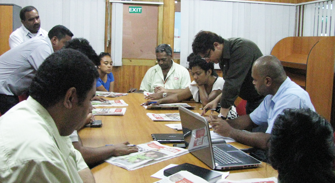 Fiji Newspapers